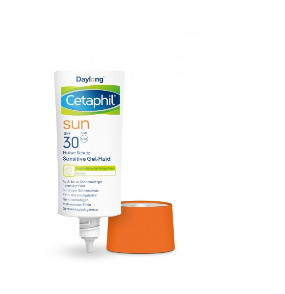 Daylong™ Cetaphil Sensitive Gel-Fluid Gesicht SPF 30